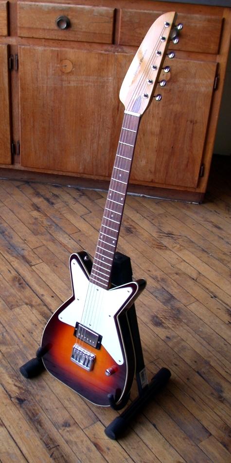Specimen Maxwell Custom Guitar
