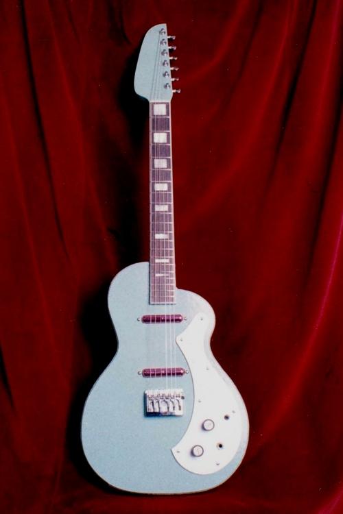 Specimen Pippin Custom Guitar