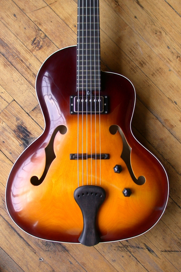 Specimen Freeman Royale Archtop Electric Guitar