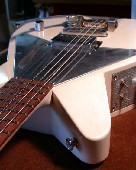 Specimen Custom Maxwell Electric Guitar