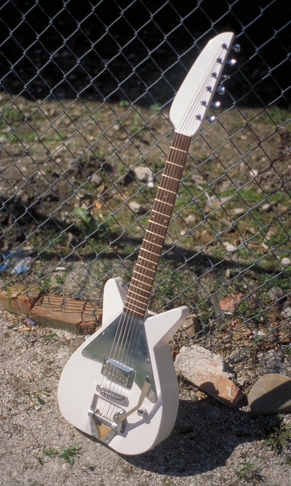 Specimen Custom Maxwell Electric Guitar