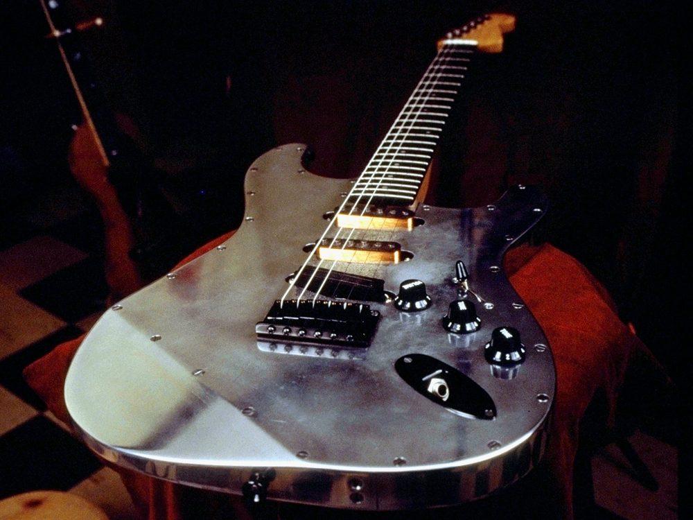 Specimen Aluminum Stratocaster
