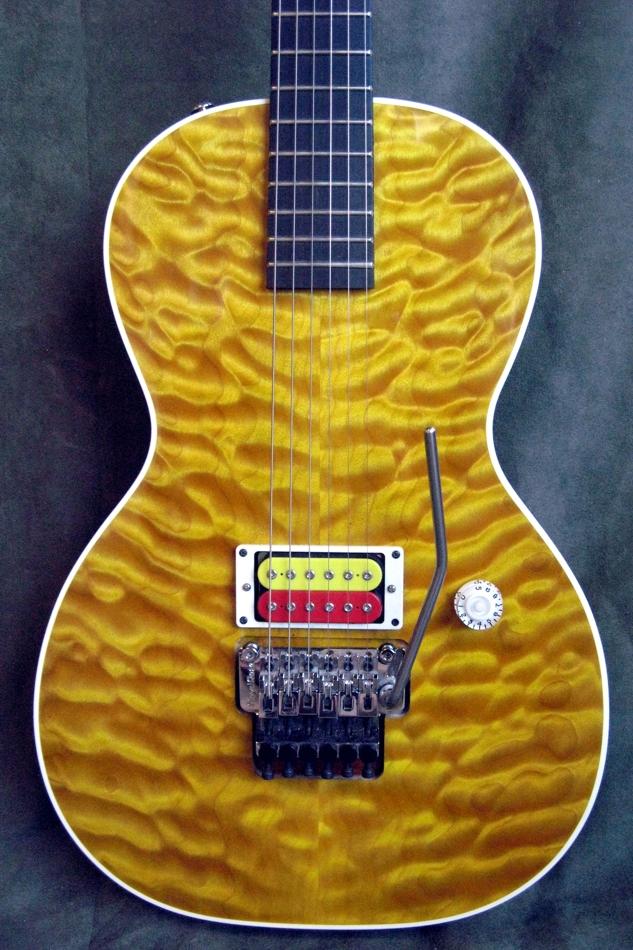 Specimen Luddite Ultra Custom Guitar