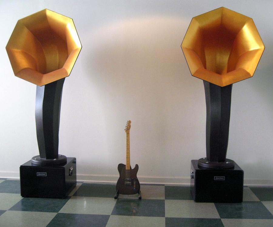 Specimen XL Horn Speakers