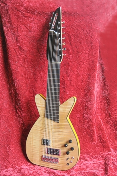 Specimen Custom Electric Lute