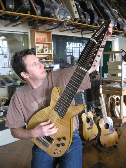 Electric Lute with Michiel Niessen