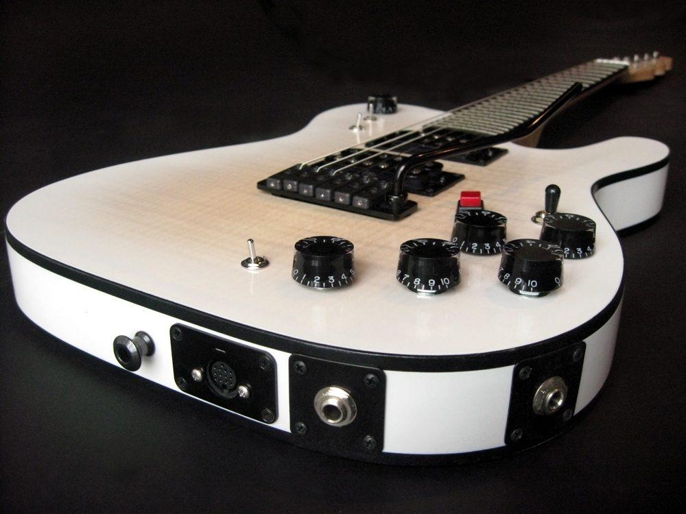 Specimen Ubercaster Custom Guitar