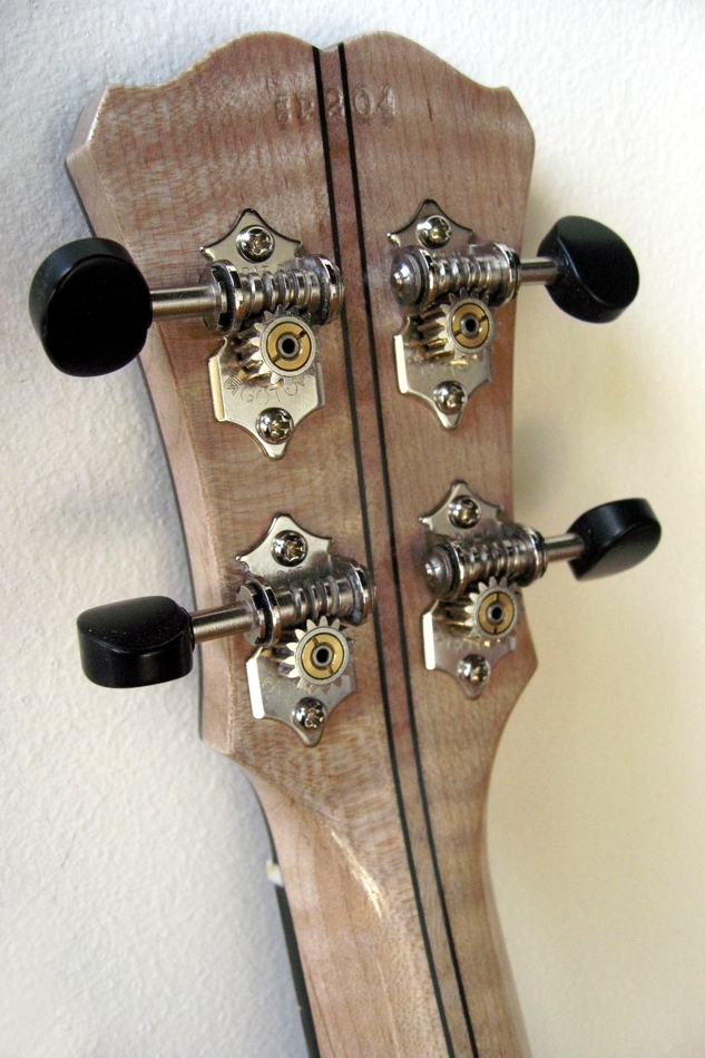 Specimen Custom Electric Ukulele