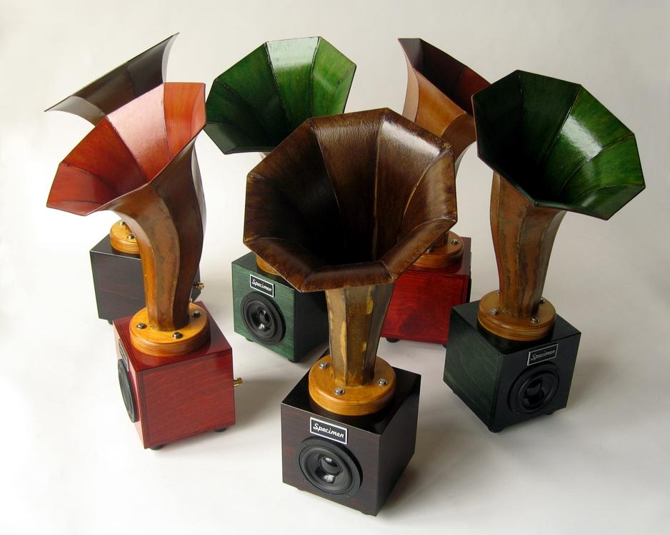 Specimen Hornlet Audio Horn Speaker