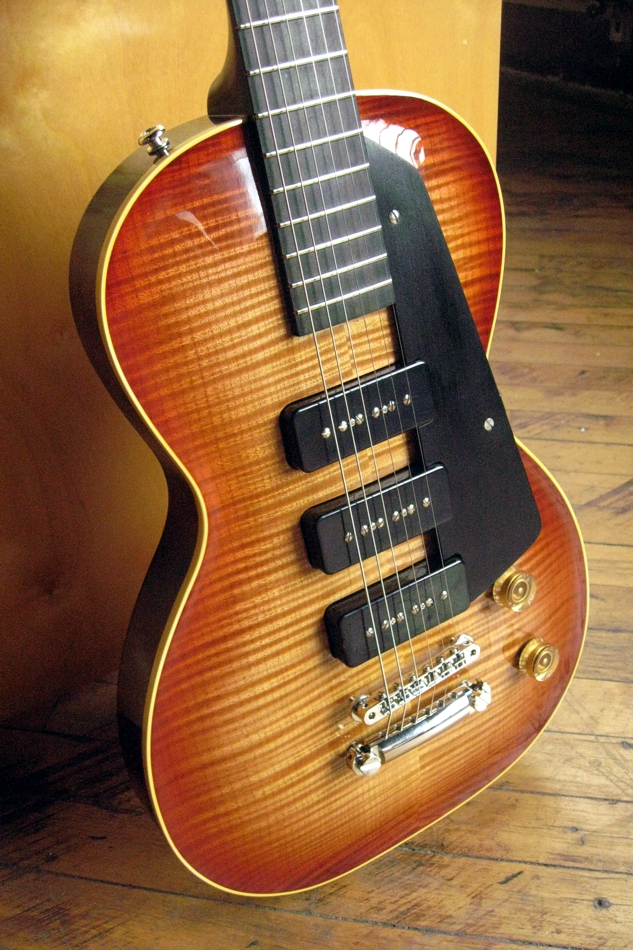 Specimen Luddite Super Custom Guitar