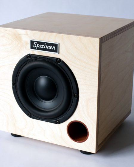 Specimen Satellite Subwoofer