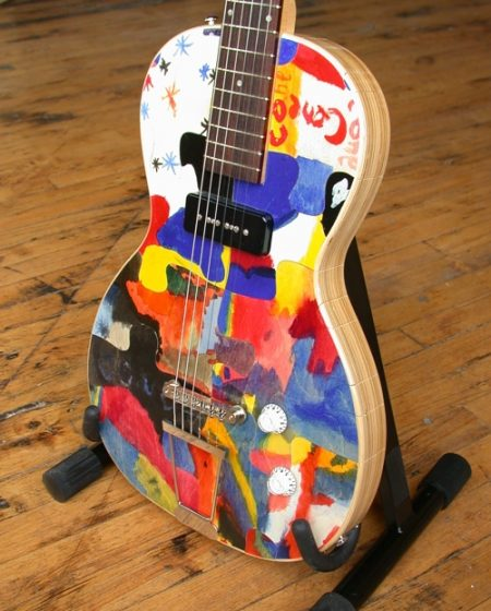 Specimen Custom Montessori Guitar