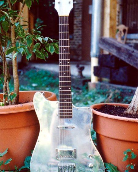 Specimen Aluminum Kay Guitar