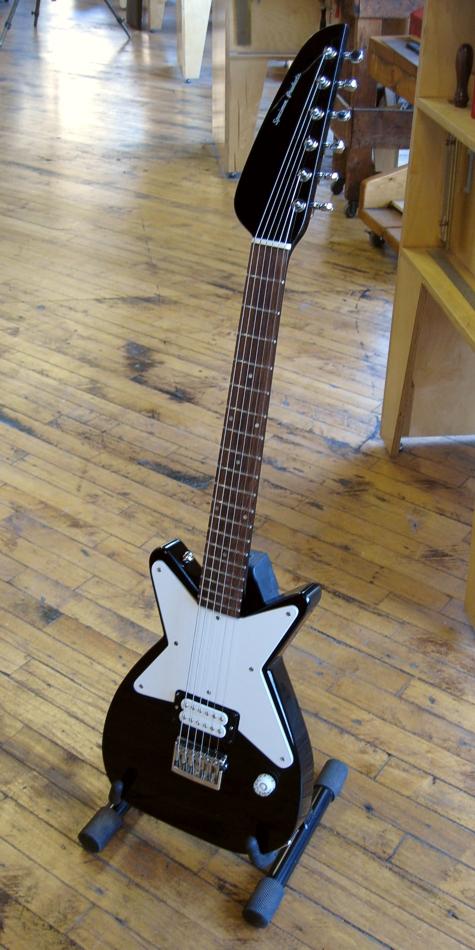 Specimen Andrew Bird Maxwell Guitar