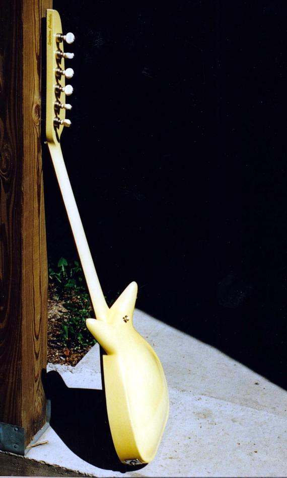 Specimen Custom Denizen Maxwell Guitar