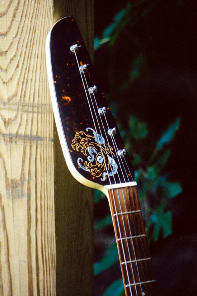 Specimen Custom Maxwell Guitar
