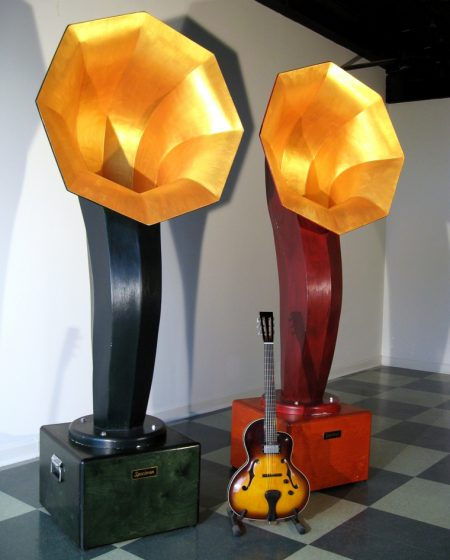 Specimen XL Horn Speakers