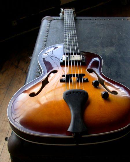 Specimen Freeman Royale Archtop Electric Guitar