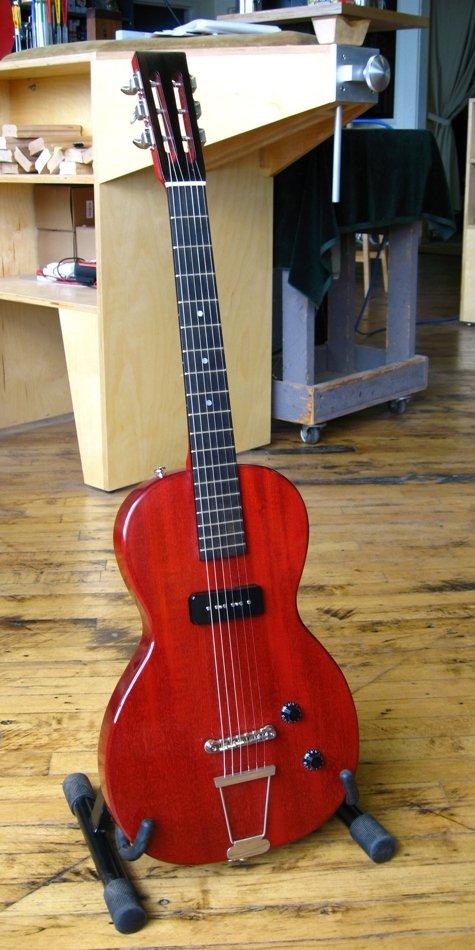 Specimen Luddite Guitar