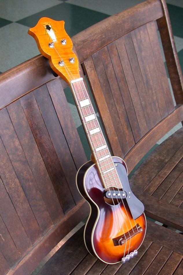 Specimen Electric Mandolin