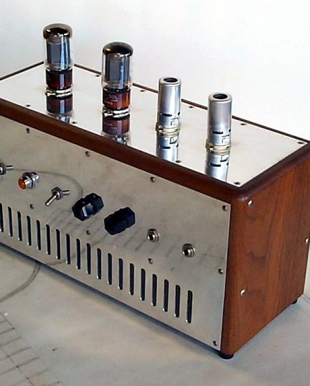 Specimen Custom 50-watt Tube Amplifier