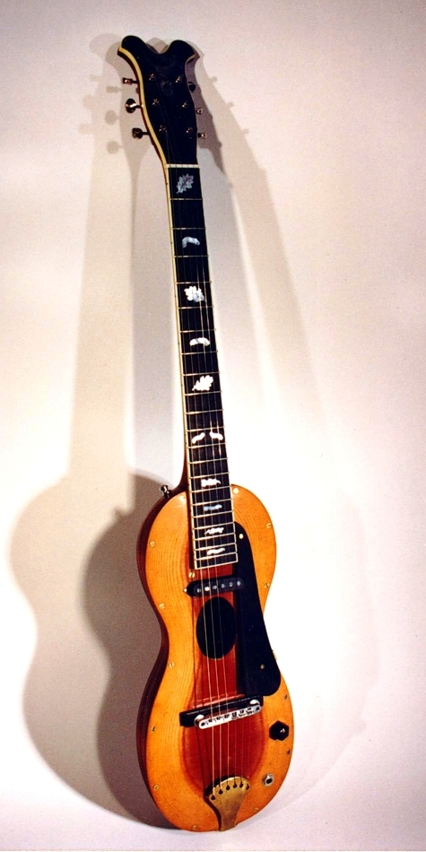 Specimen Custom Peanut Electric Guitar