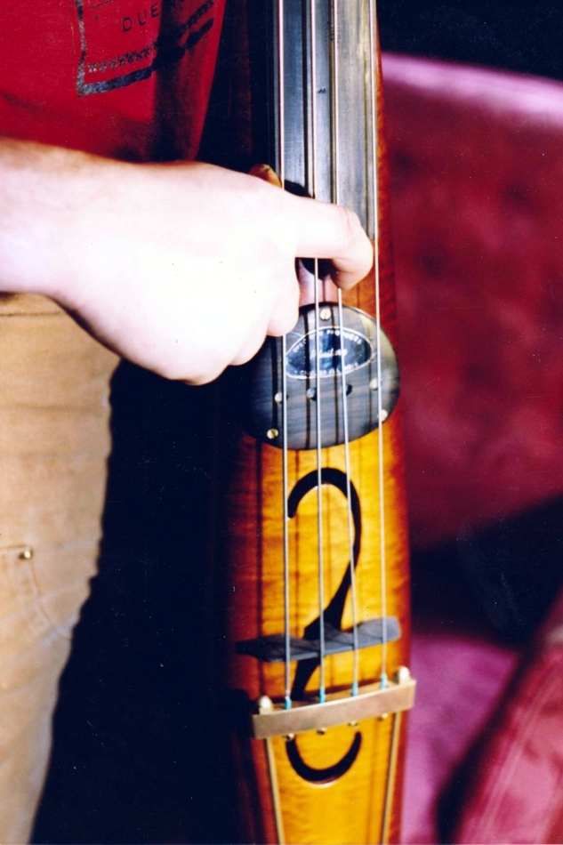 Specimen Upright Electric Bass