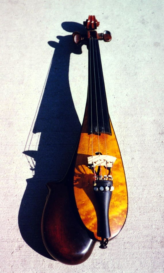 Specimen Custom Electric Violin