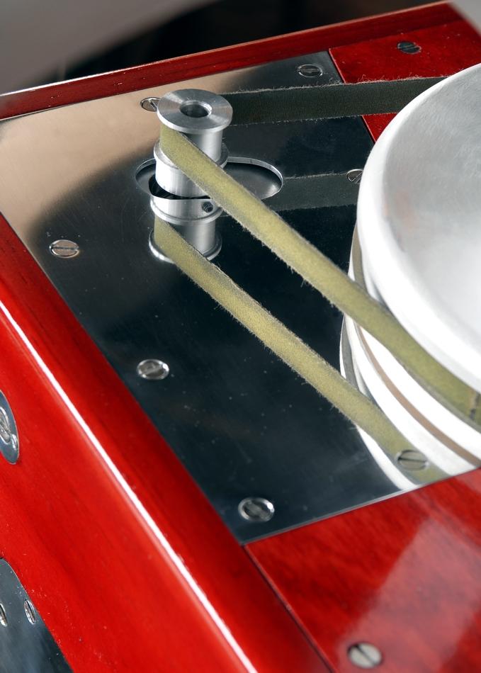 Specimen Custom Double Spinning Horn Speaker