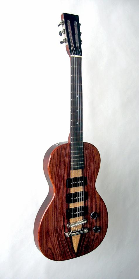 Specimen Peregrine Luddite Guitar