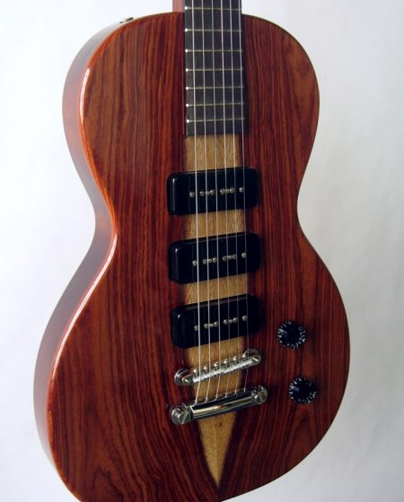 Peregrine Luddite Custom Guitar