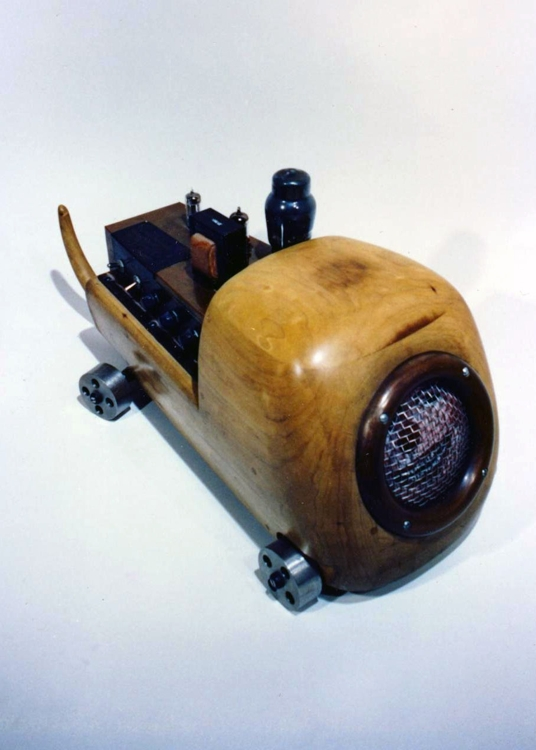 Specimen Baby Politic Tube Amplifier