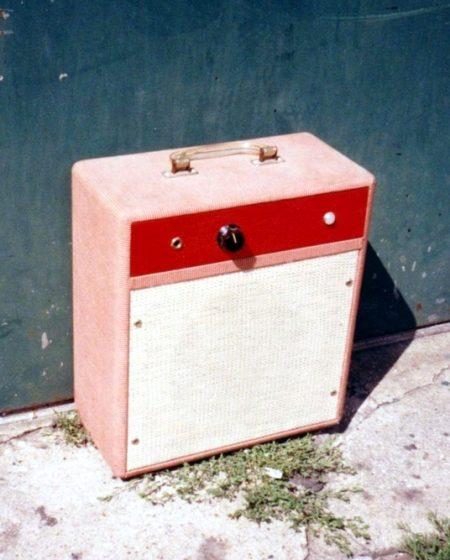 Specimen Barbie Tube Amp