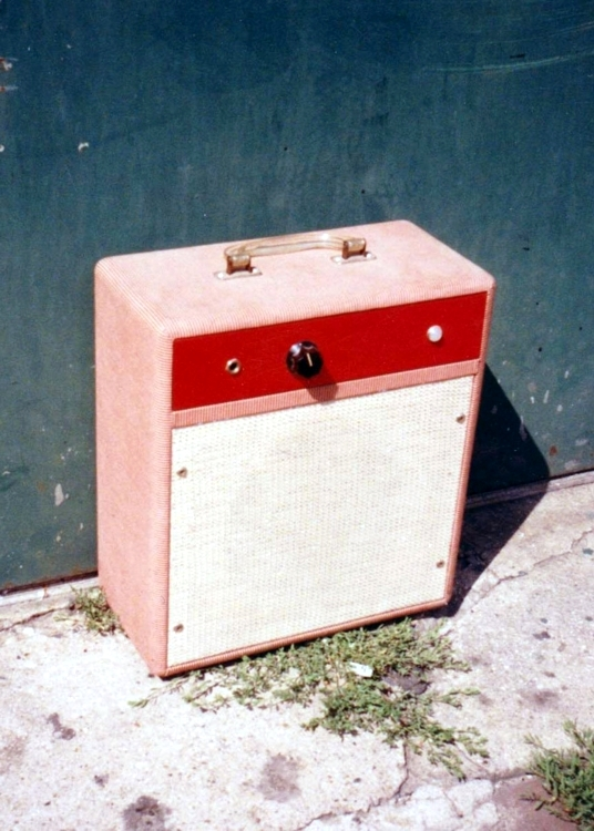 Specimen Barbie Tube Amp