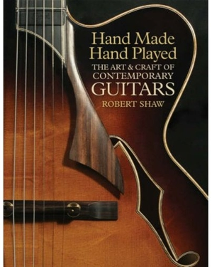 Specimen featured in Hand Made Hand Played: The Art of Contemporary Guitars