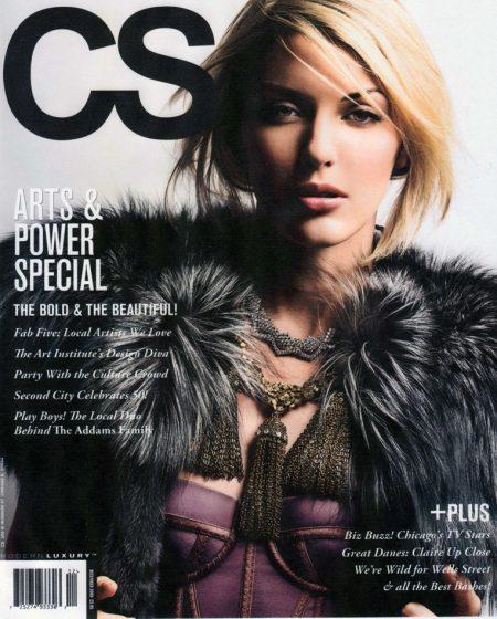 CS Magazine features Specimen Products