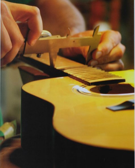 The Fretboard Journal features Specimen and the Chicago School of Guitar Making
