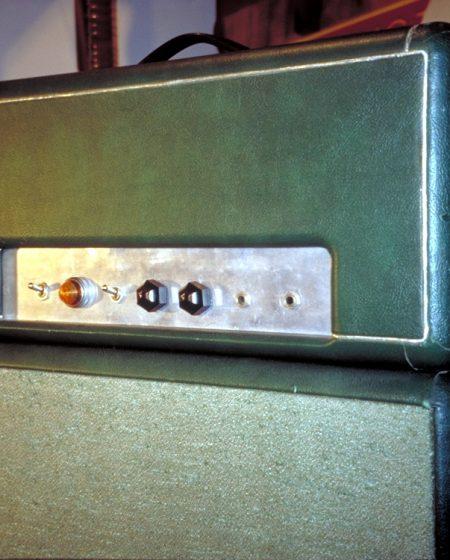 Specimen 50-watt Green Amp