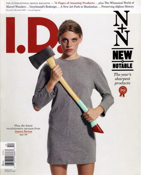 I.D. Magazine features Specimen Little Horn Speakers
