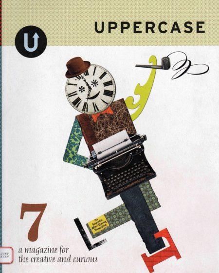 Uppercase Magazine features Specimen Products