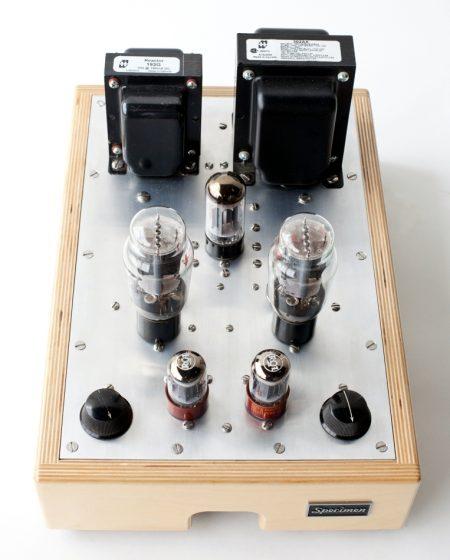 Specimen Hi Fi Tube Amplifier