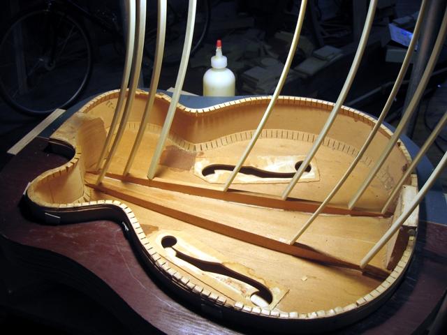 Advanced Guitar Repair Workshop