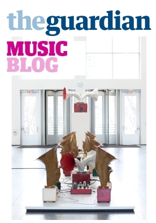 Guardian UK feature about Andrew Bird and Ian Schneller's Sonic Arboretum MCA Chicago