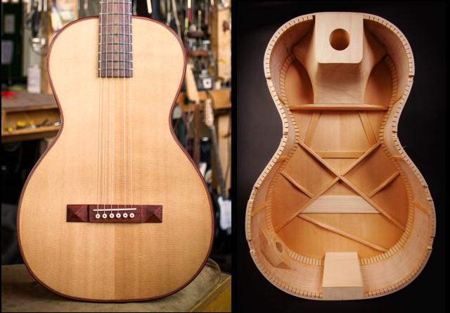 Specimen Amontillado Acoustic Electric Guitar