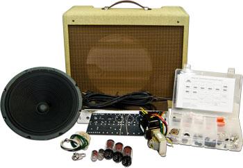 Tube Amp Making: Guitar, Bass, Stereo Hi Fi