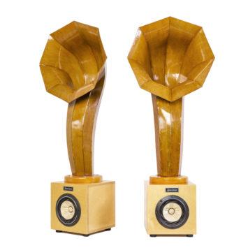 Specimen Audio Horn Speaker