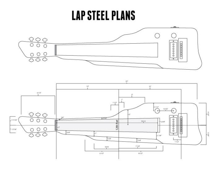 lap-steel-plans