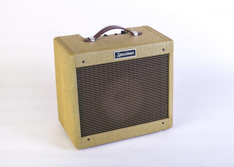 SPECIMEN Champ Tweed Guitar Tube Amp