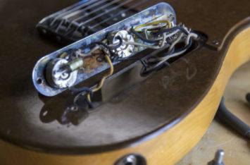 Guitar Electronics Repair & Upgrades « Specimen Products