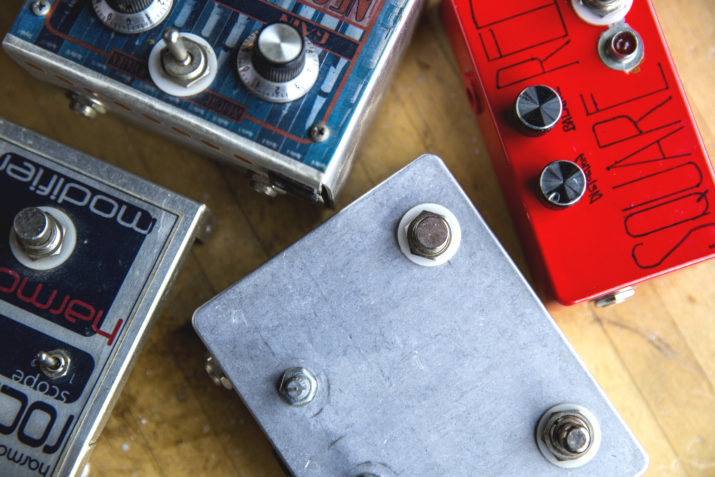 Effect Pedal Workshop